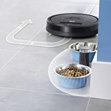 robot, aspirador, roomba, limpieza, inteligente, hogar, pared virtual, virtual wall