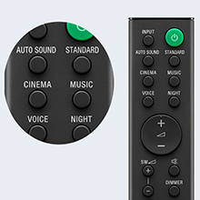 ht-s20r, cinema mode, soundbar