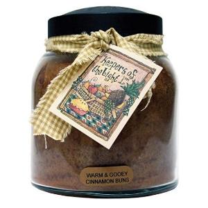 Warm & Gooey Cinnamon Buns Papa Jar Candle