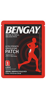 Bengay Ultra Strength Patch
