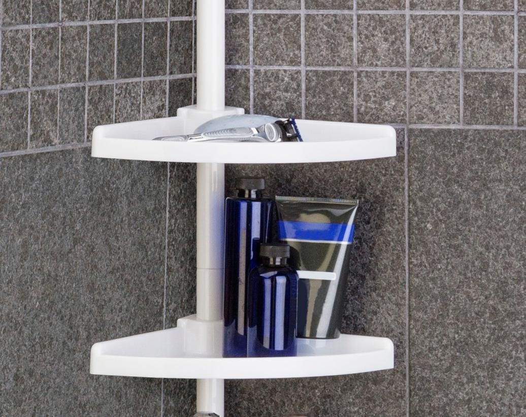 Amazon.com: Grayline 41572 41572 Shower Tension Pole Caddy