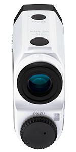 Nikon COOLSHOT 20i G2 Golf Laser Rangefinder, Golfing Rangefinder, Golf Laser Rangefinder, Nikon