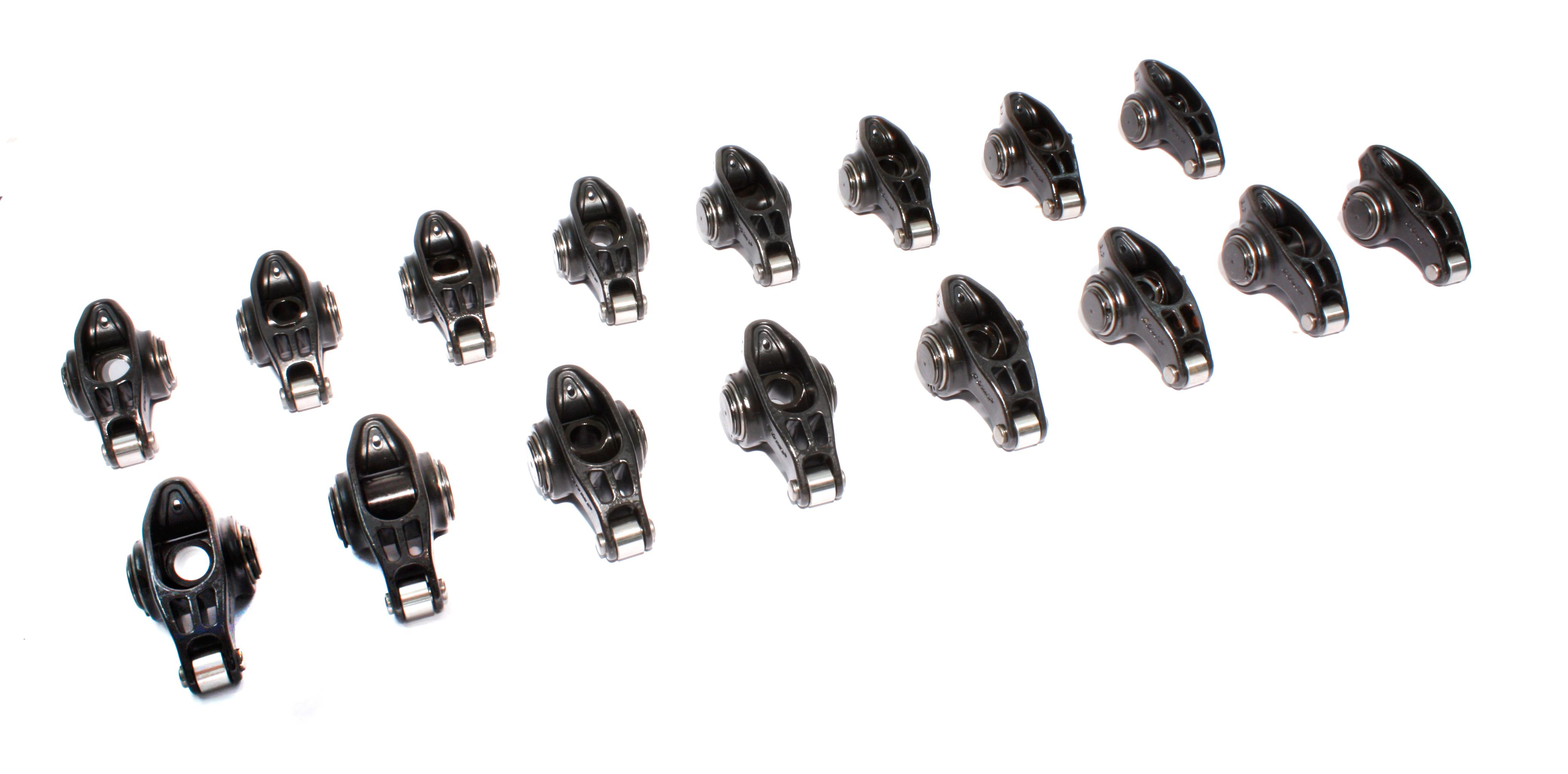 COMP Cams 1806-12 Ultra Pro Magnum XD Roller Rocker Arm with 1.65 Ratio and 7//16 Stud Diameter for Small Block Chevrolet, Set of 12
