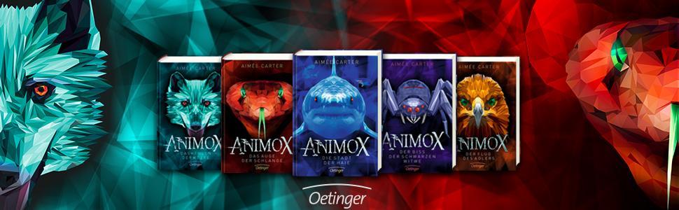 Animox. Das Heulen der Wölfe: Amazon.de: Aimee Carter