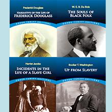 Du Bois, Douglas, Washington, Jacobs, African American