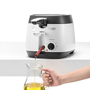 easy to clean fryer