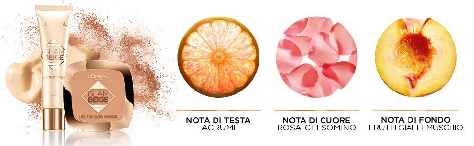 ingredienti, agrumi, rosa, gelsomino, frutti gialli, muschio