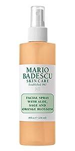Facial Spray With Aloe Orange