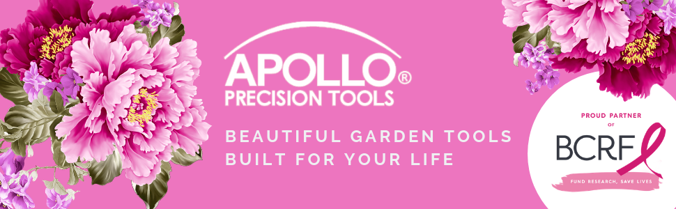 Amazon.com: Apollo Precision Tools dt3790p Jardín Kit, Rosa ...