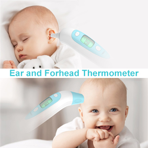 baby ear thermometer infrared thermometer digital thermometer indoor outdoor thermometer