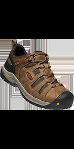 mens flint ii 2 steel toe safety footwear work boot