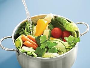 comida saludable agua filtrada BRITA