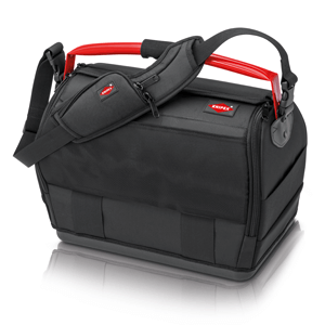 1bf5973dda8b Knipex 00 21 08 LE - tool bag made of polyester fabric with steel ...