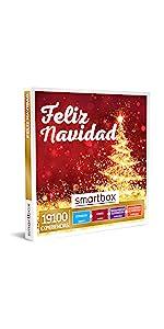 Feliz Navidad caja regalo Smartbox