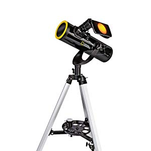 NATIONAL GEPGRAPHIC Telescope with Solar Filter