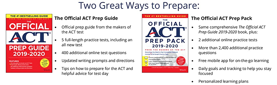 the real act prep guide online free