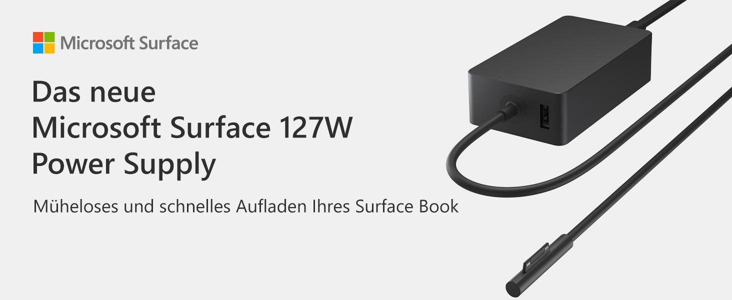 Microsoft Surface 127w Power Supply Computer Zubehör