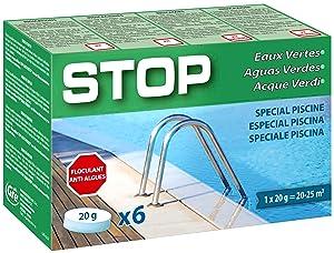 Gre Verdes Stop Aguas, 6 Pastillas de 20 gr, 14x5x9 cm: Amazon.es ...