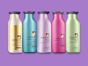 Pureology Hydrate Shampoo Conditioner Clean volume Colour fanatic Smooth Perfection