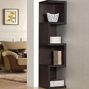 Bookcase - Large S Shelf