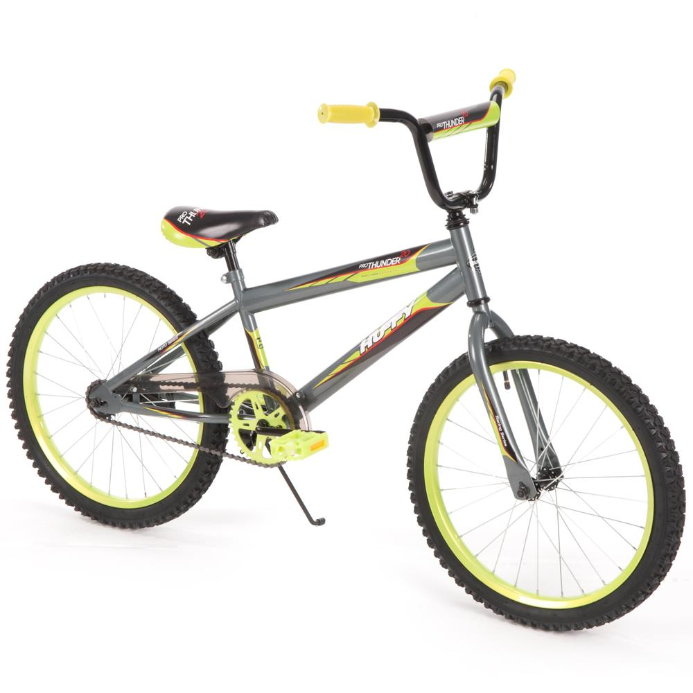 Little Boy Bike 20 Inch Green Huffy
