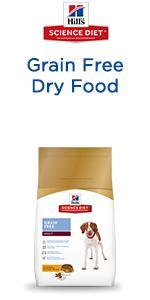 Grain Free Dry Food