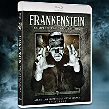frankenstein, universal monsters, classic monsters, monsters, legacy, gift set, box set, collection