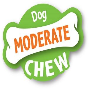 moderate chew toys for dogs nylabone