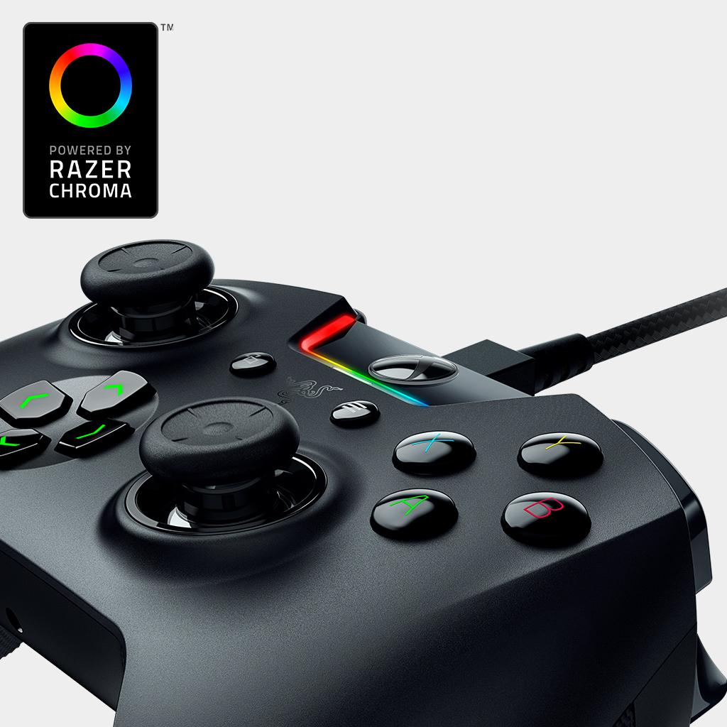 کنترلر Razer Wolverine Tournament Edition