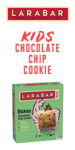 Larabar Chocolate Chip Cookie Kids Bar