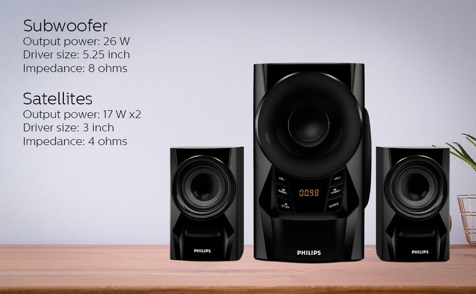 MMS6080B Power
