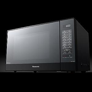 Panasonic NN-GT46K - Microondas con Grill (1000W, 31L, 7 ...