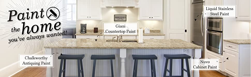 Amazon Com Giani Countertop Paint Kit Sicilian Sand