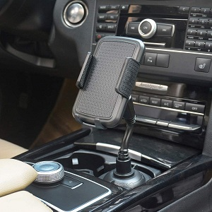 Cup Holder Phone Mount 1