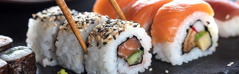 Sushi rijst Cooker Slow Cooker Vintage Widder 2904