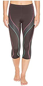 Performx Muscle Support 3/4 Compression Tights