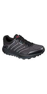 sketchers mens waterproof trail shoes