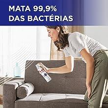 Lysoform;bactérias, fungos e vírus;H1N1;desinfetar;Desinfetante;Aerossol