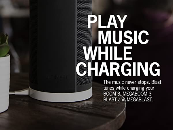 Ultimate Ears Power Up Wireless Charging Dock for Ultimate
