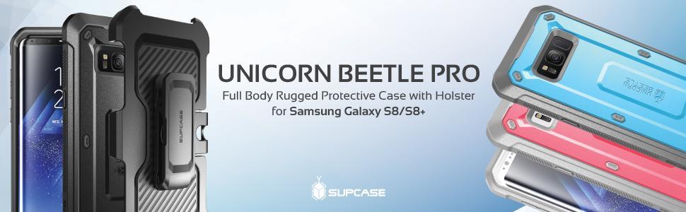 Amazon.com: SUPCASE Samsung Galaxy S8+ Plus Case, Full
