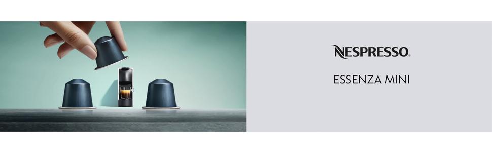 Essenza Mini Breville Pure White BEC250WHT