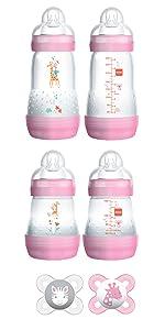 bottle warmer baby gifts baby bottle set baby stuff baby shower gifts MAM bottle set newborn set