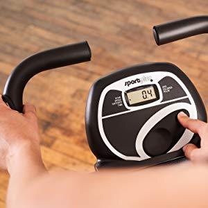 SportPlus Heimtrainer S-Bike - Bicicleta estática y de spinning ...
