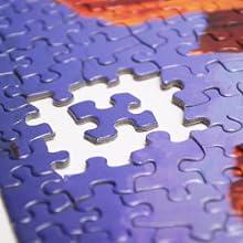 springbok jigsaw puzzle, precisely cut, interlock