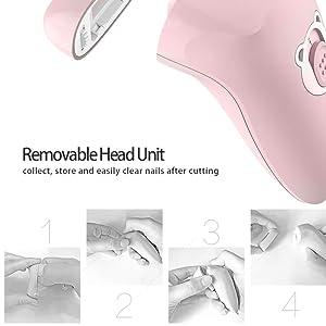 Removable Head Unit