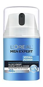 Gel Moisturizer Dry Skincare Mens