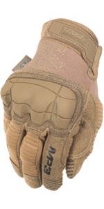 Mechanix Wear Small, Coyote M-Pact Covert Tactical Guanti
