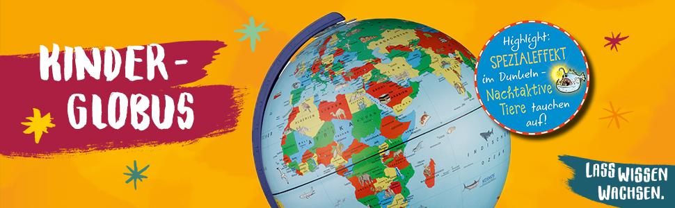 Kinder-Globus KOSMOS