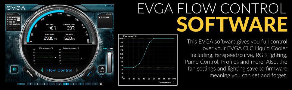 Amazon Com Evga Clc 280 Liquid Water Cpu Cooler Rgb