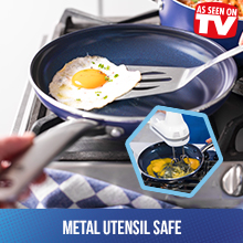 metal utensil safe